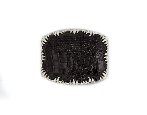 Alligator Teeth - Belt Buckle