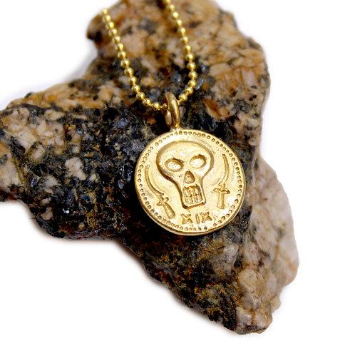 Pirate Coin - Pirate treasure, spanish coin