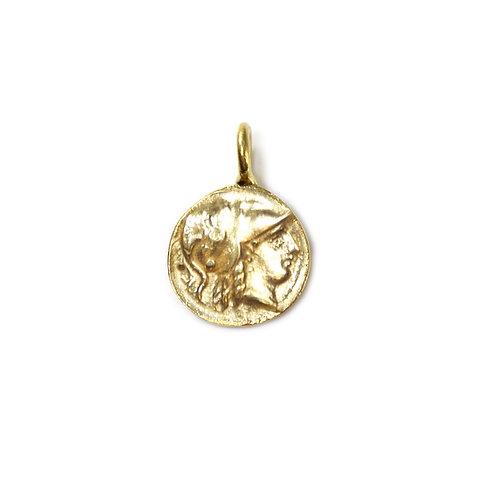 Athena Pendant - Gold/Silver