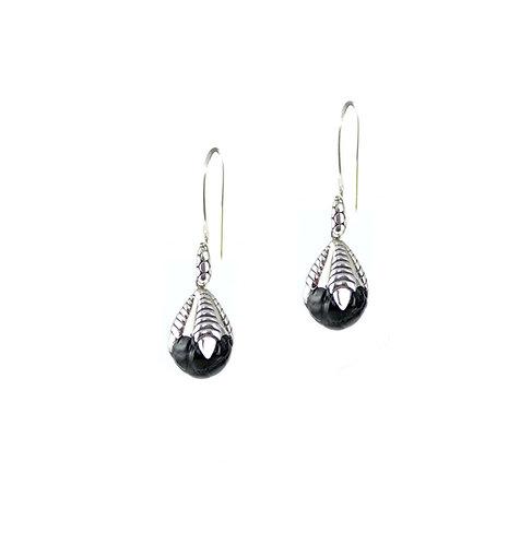 Alligator Claw Earrings
