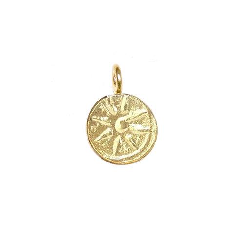 Widow's Mite Gold Pendant