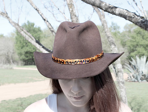 Pheasant Feather Hat Band