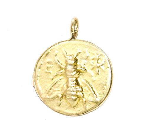 Honey Bee Pendant - Large II