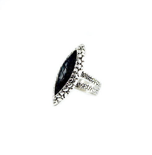 Marquis Style - Alligator Ring