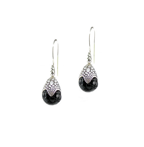 Dragon Egg Earrings