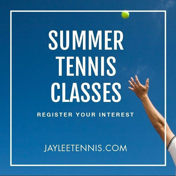 Summer Tennis Classes Poster.JPG