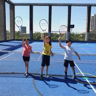 Decathlon Junior Tennis Summer Camp 2020
