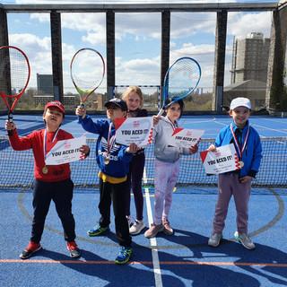 Decathlon Junior Tennis Easter Camp 2021