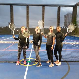 Decathlon Tennis - Adult beginner group, Wednesday 6pm, Sep 2020