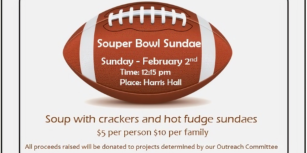 Super Bowl Sundae