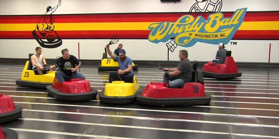 Youth: Whirly Ball / Laser Tag