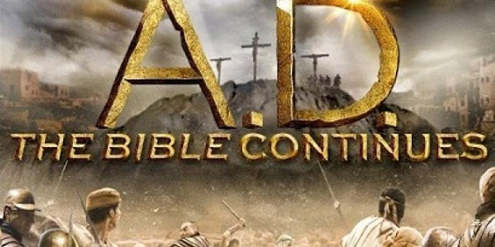 Acts vs A.D: Bible and Pop Culture