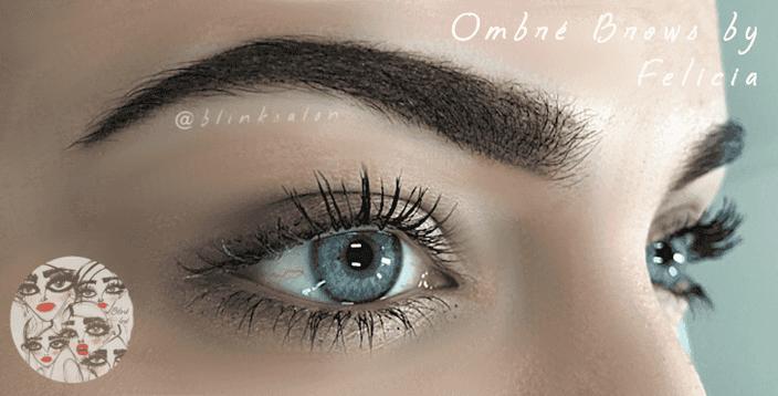Permanent Brow Makeup