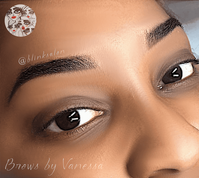 Ombre Brows by Vanessa