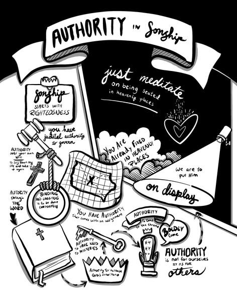sketchnote webinar illustration