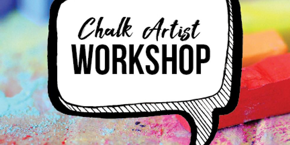 Free! Chalk Artist Workshop