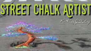 CHALK ART – VALLEY JUNCTION EVENT