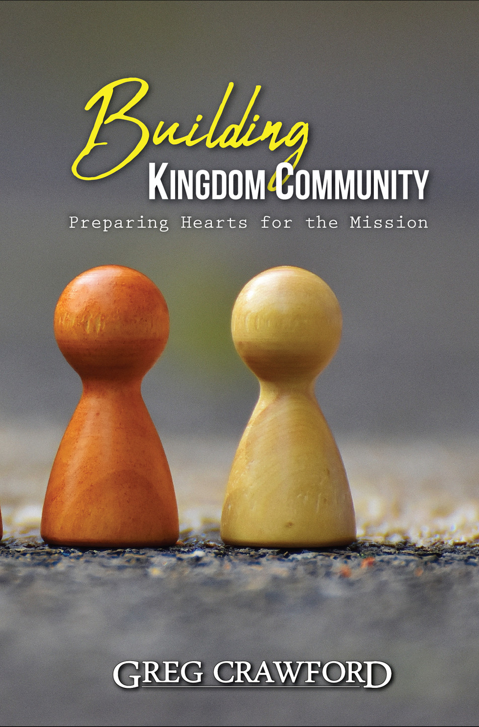 kingdomcommunitybook cover design