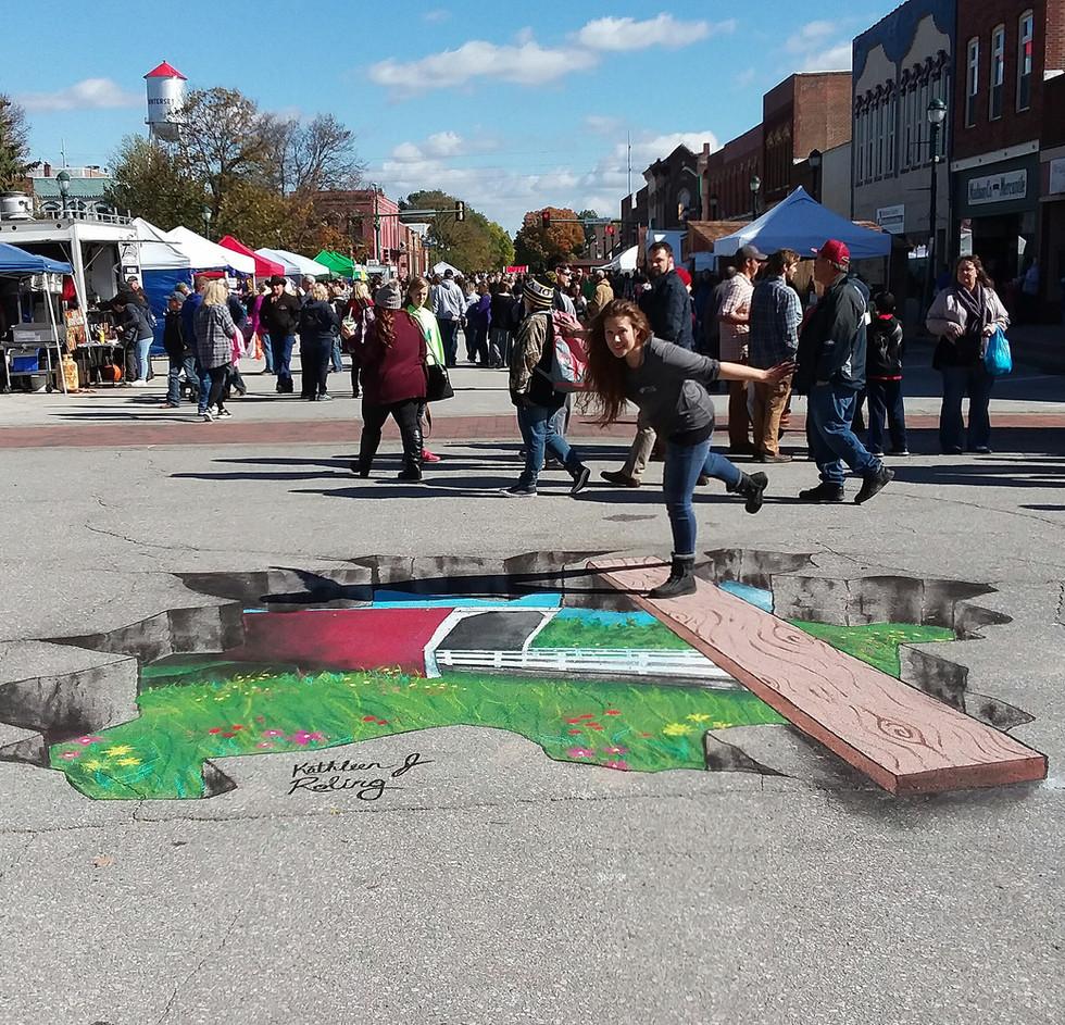 Covered Bridges Festival in Winterset Iowa