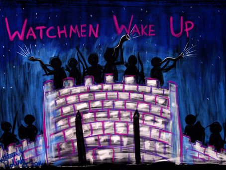 WATCHMEN WAKE UP