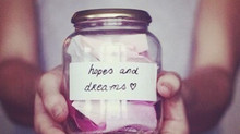 I had a jar and a dream...