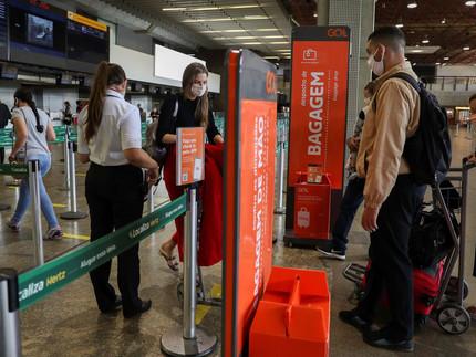Cadastro da CNH vai ser usado para embarque em aeroporto