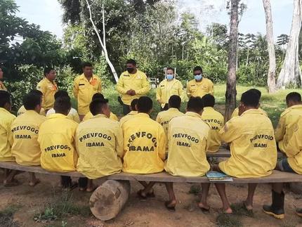 Conhecimento indígena inova estratégia de combate a incêndios