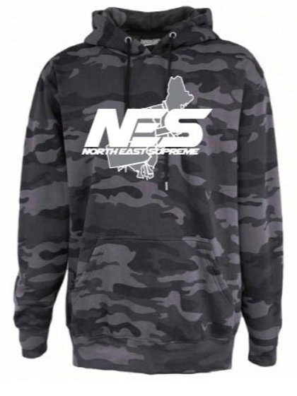 NES Camo Sweatshirt