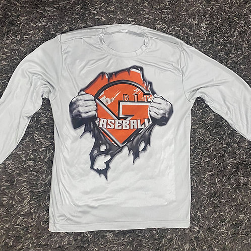 Grit Long Sleeve T-Shirt