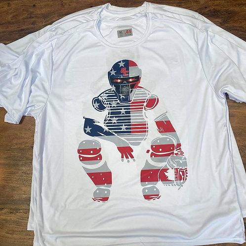 GC Catcher T-Shirt - USA