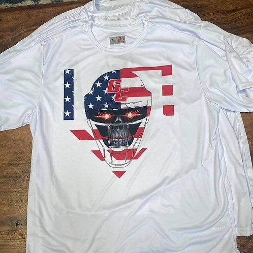 GC Catcher Home Plate T-Shirt