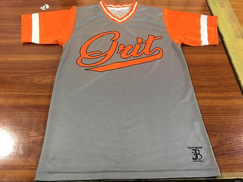 Gray/Orange Jersey 2021