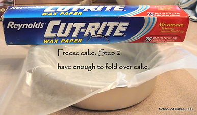 WRAP CAKE IN WAX PAPER.jpg