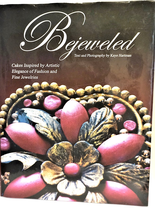 BEJEWELED, AUTOGRAPHED BOOK. BY KAYE HARTMAN