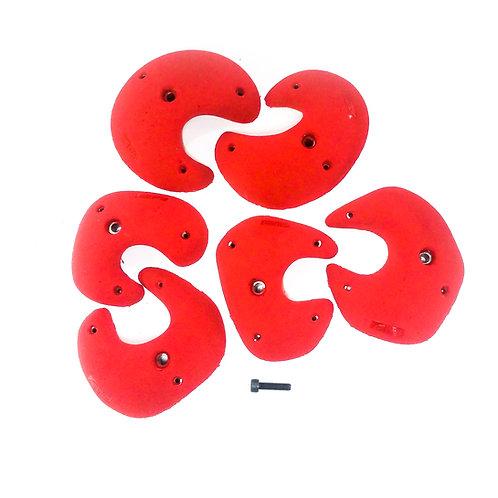 סט פרסות בינוניות  - Pockets #1 M-L