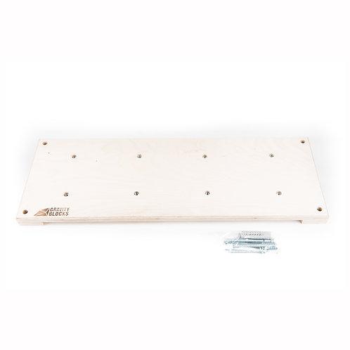 לוח גב לפינגרבורד - Gravity Backboard