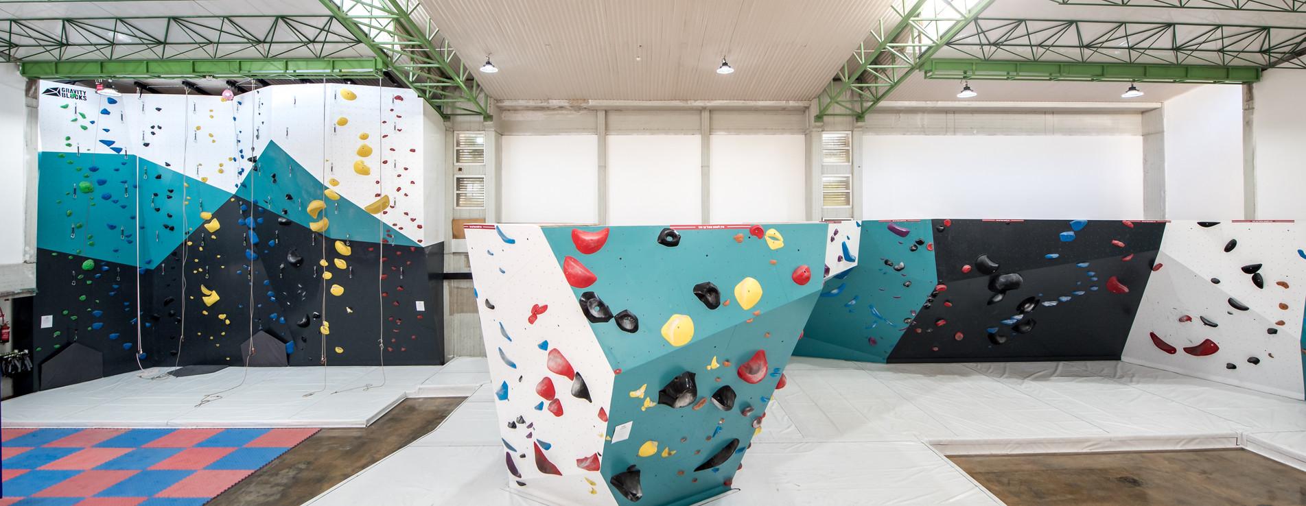 rujum climbing gym - קיר טיפוס רוג'ום