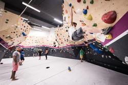 מטפס על הקיר