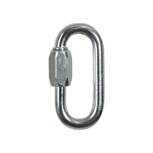 טבעת סגר מיילון - Screw Link - 8 mm