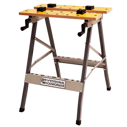 Professional Woodworker Foldable Workbench
