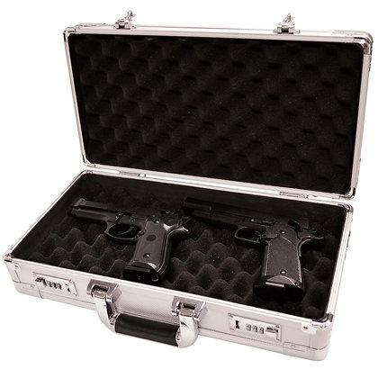 17-3/4 in. x 9 in. Aluminum Pistol Case