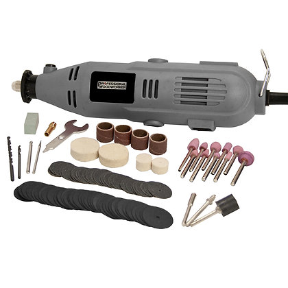 Professional Woodworker Rotary Tool Kit(100-Piece)