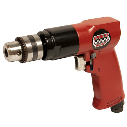 Professional Duty 3/8 in. Reversible Air Drill
