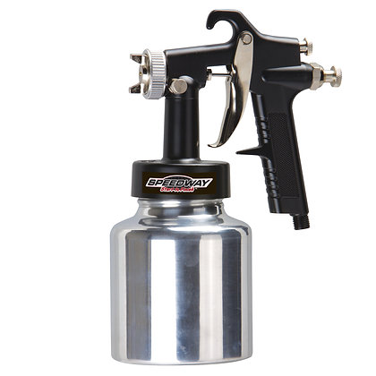 Speedway Latex Household Spray Gun - LVLP