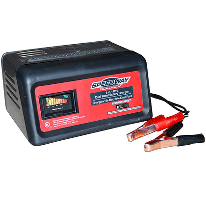 120-Volt 6-Amp Automatic Battery Charger