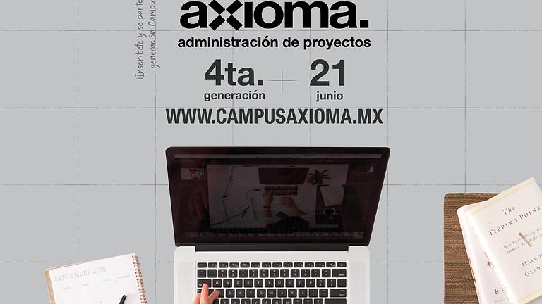 Certificación Axioma