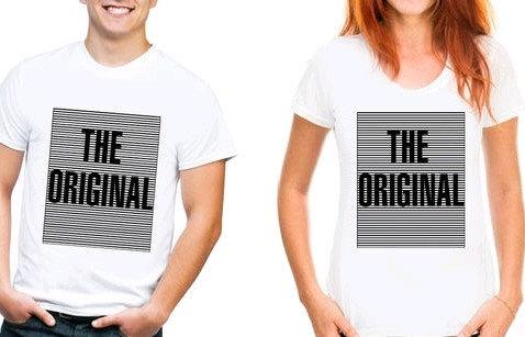 Exquisite Premium Couple T-shirts (The Original)