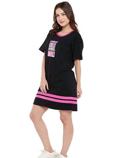 Disney X Zilingo Women's Long T-shirt