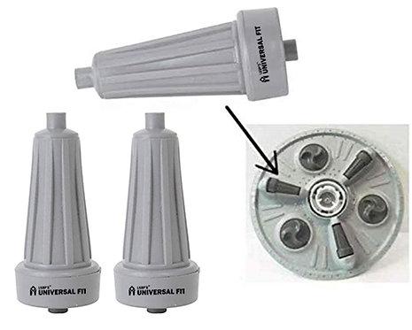 LG Semi-Automatic Washing Machine Pulsator Roller - Belan - SET OF 3