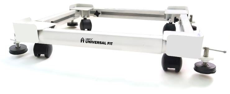 LSRP's Universal Fit Washing Machine Stand - THE MIGHTIEST Weighs 5Kg
